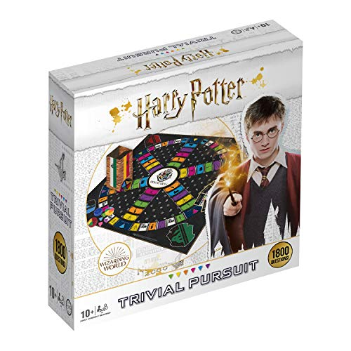 Winning Moves 033343 Harry Potter Ultimate Trivial Pursuit (englische...