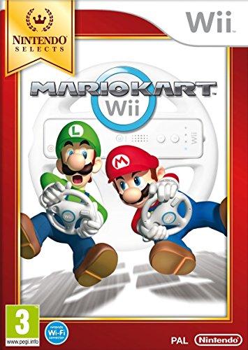 Nintendo Selects : Mario Kart - Game only (Nintendo Wii) [UK IMPORT]...