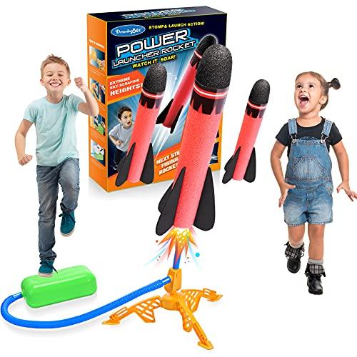 DEVRNEZ Spielzeug ab 3-12 Jahre Junge, Outdoor Spielzeug...