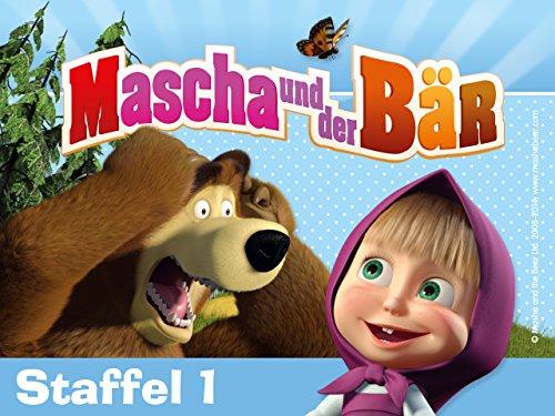 Mascha und der Bär – Ein neuer Freund für Mascha