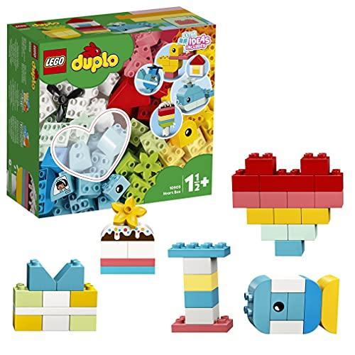LEGO 10909 DUPLO Classic Mein erster Bauspaß, Bausteine,...