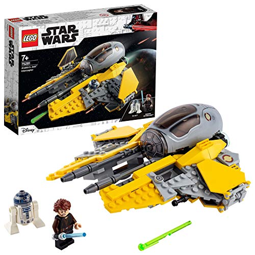 LEGO 75281 Star Wars Anakins Jedi Interceptor, Bauset