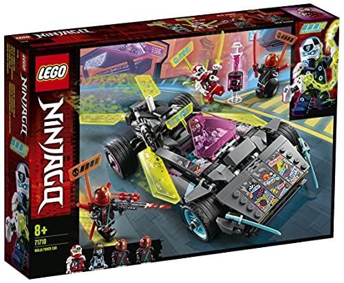 Lego71710NINJAGONinja-Tuning-FahrzeugmitWaffenundKlingen,...
