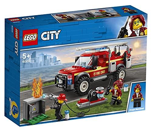 LEGO 60231 City Town Feuerwehr-Einsatzleitung