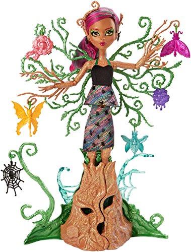 Mattel Monster High FCV59 - Garten-Monsterfreundin 'Treesa...