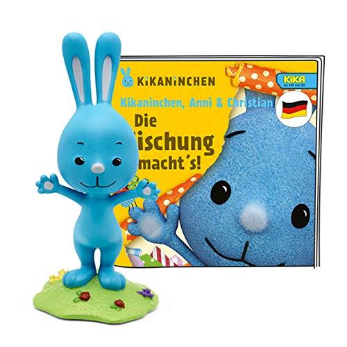 tonies Hörfigur für Toniebox, Kinderlieder: Kikaninchen – Die...