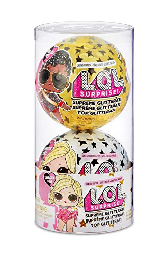 L.O.L. Surprise Supreme Glitterati 2 pack