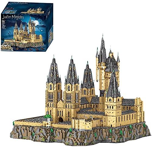 12918 Teile Hogwarts Castle Upgrade Custom Building Blocks, Modular...