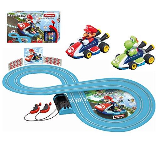 Carrera First Nintendo Mario Kart 20063014 Rennbahn für Kinder ab 3...