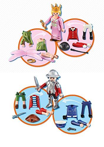 Playmobil 6528-9. Multi-Set für Junge/Mädchen, inklusive 2...