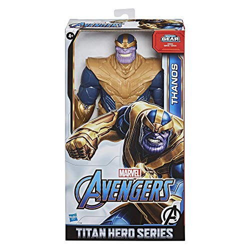 Marvel Avengers Titan Hero Series Blast Gear Deluxe...