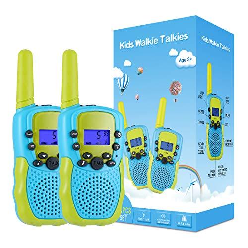 Kearui Spielzeug 3-12 Jahren Junge, Walkie Talkies für...