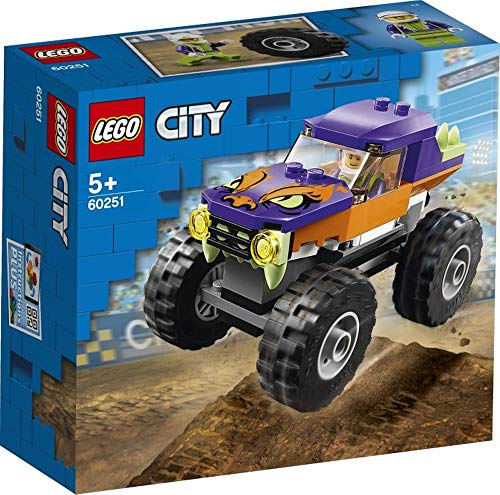 wow Lego® City Monster-Truck, ab 5 Jahre