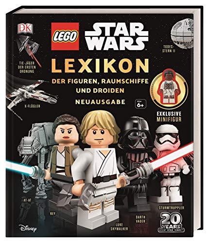 LEGO® Star Wars™ Lexikon der Figuren, Raumschiffe und Droiden:...