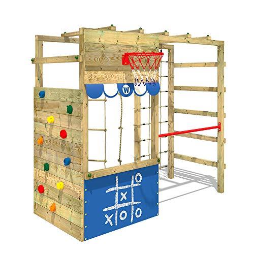 WICKEY Klettergerüst Spielturm Smart Action Gartenspielgerät mit...
