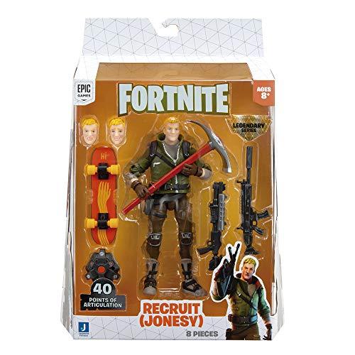 Fortnite FNT0655 Legendary Series Figuren-Set von Recruit-Jonesy, 15,2...