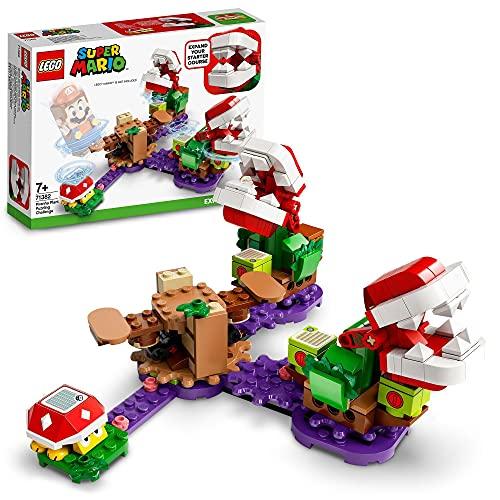 LEGO 71382 Super Mario Piranha-Pflanzen-Herausforderung –...