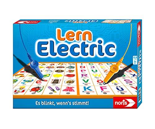 Noris 606013711 Lern Electric Der Lernspiel-Klassiker was passt...