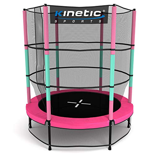 Kinetic Sports Trampolin Kinder Indoortrampolin Jumper...