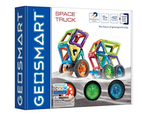 geosmart–Geo 301–geosmart–Das LKW Space–42-teilig Mischhaut mit Rollen