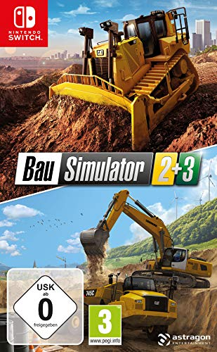 Bau Simulator 2+3 - [Nintendo Switch]