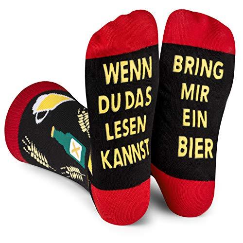 Lavley Wenn Du Das Lesen Kannst Bring Mir Lustig Socken für Frauen...