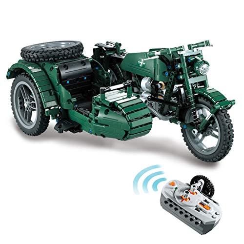 LYCH Technik Motorrad Ferngesteuert, CADA C51021W RC Technik...