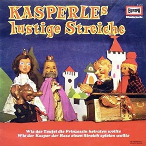 KASPERLES lustige Streiche / Bildhülle / EUROPA Kinderserie # E 261 /...
