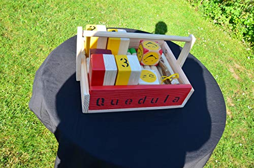 'Quedula®' Geländespiel für Entdecker