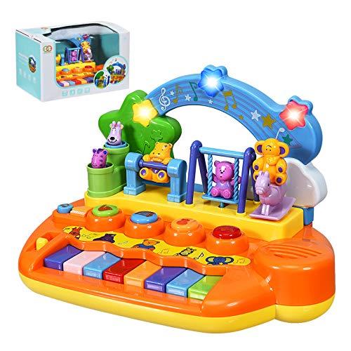 DREAMADE Musikspielzeug für Baby Kleinkinder,...