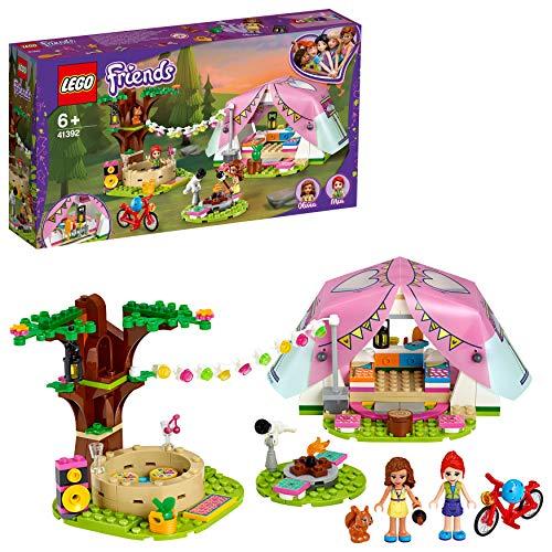 LEGO Friends 41392 Camping in Heartlake City Abenteuer mit Olivia und Mia