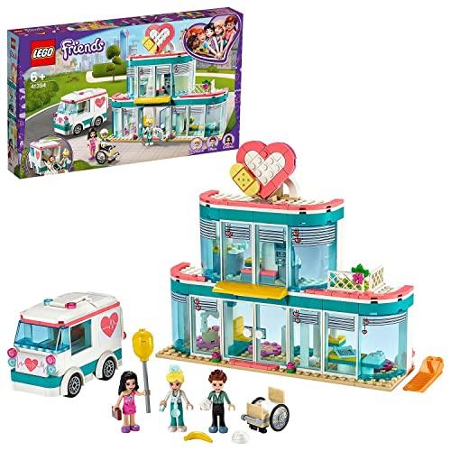 LEGO 41394 Friends Krankenhaus von Heartlake City, Spielzeug ab 6...