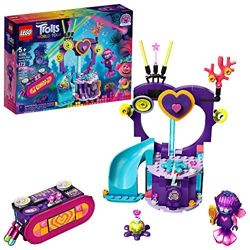 LEGO Trolls World Tour Techno Reef Dance Party 41250 Building Kit,...