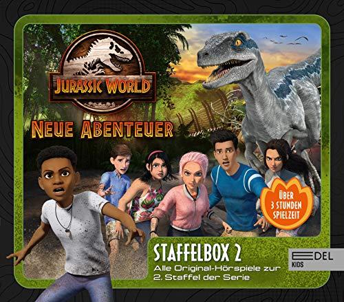 Jurassic World - Neue Abenteuer: Alle Original-Hörspiele zur 2....