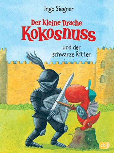 Der kleine Drache Kokosnuss und der schwarze Ritter (Die Abenteuer des...