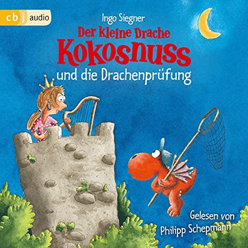 Der kleine Drache Kokosnuss und die Drachenprüfung: Der kleine Drache...