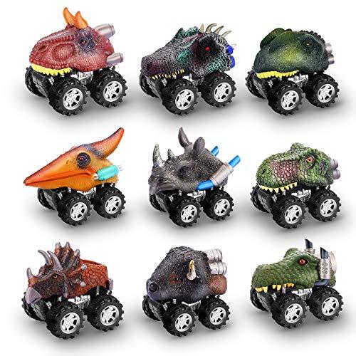dmazing Spielzeug für 3-8 Jahre Jungen, Dinosaurier Spielzeug 3-8 Jährige Jungen Spielzeug Spielzeug ab 3-8...