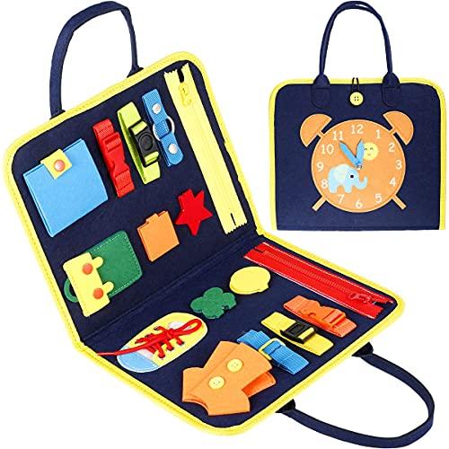 通用 Activity Board für Kinder, Busy Board Montessori Spielzeug,...