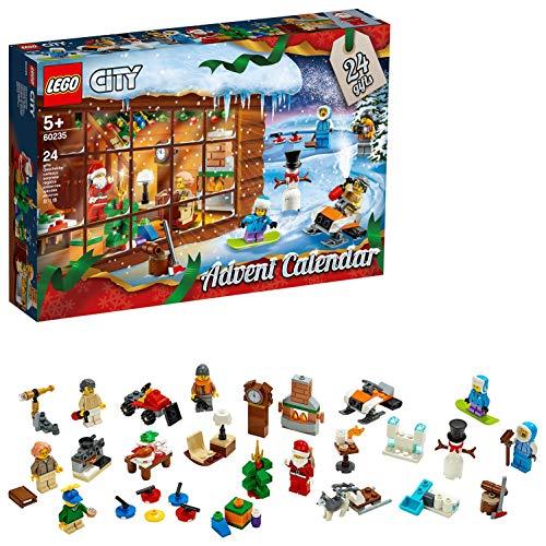 LEGO 60235 City Occasions City Adventskalender (Vom Hersteller Nicht...