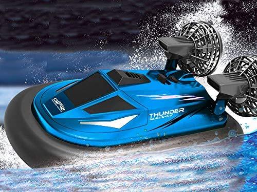 efaso Hovercraft RC Luftkissenboot ferngesteuertes Boot 1:10 2,4 Ghz...