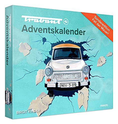 FRANZIS 55106 - Trabant Adventskalender 2021, in 24 Schritten zum...