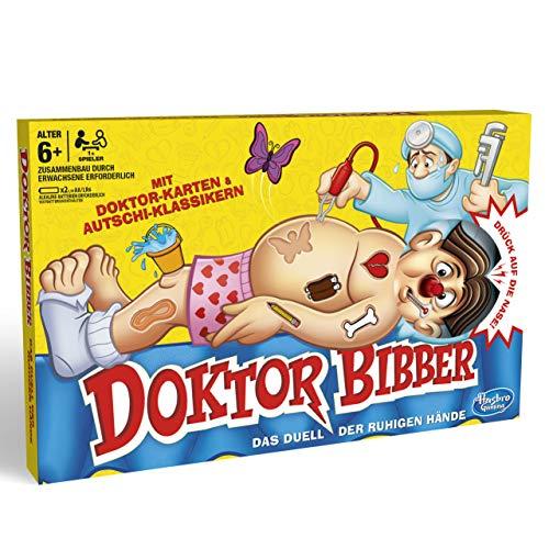 Dr. Bibber - Das Duell Der Ruhigen Hände