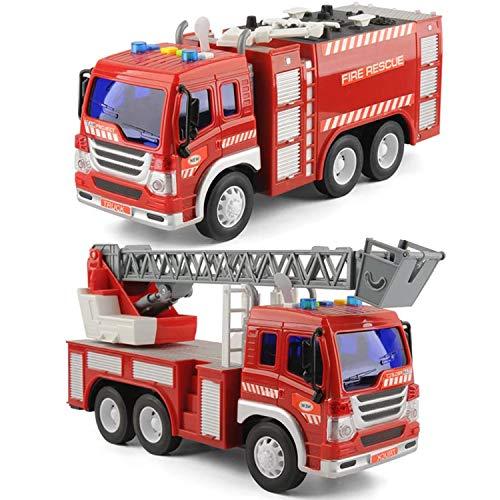 GizmoVine 2 Stücke Auto Spielzeug für 2 Jahre Alten Jungen...
