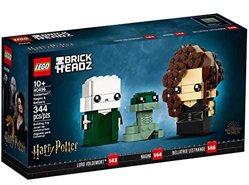 LEGO® BrickHeadz™ Harry Potter™ - Voldemort™, Nagini &...