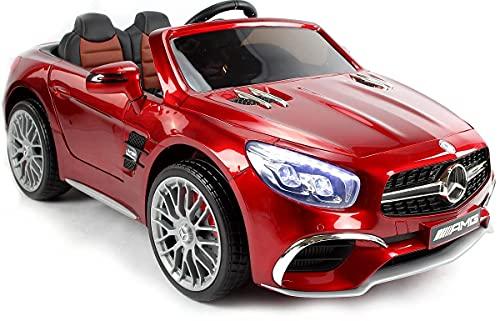 Mercedes SL65 AMG Eva Räder Kinderauto Kinderfahrzeug Kinder...