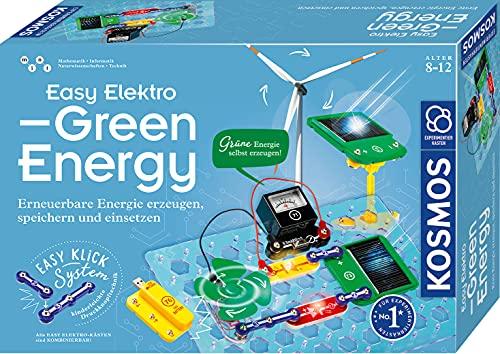 Kosmos 620684 Easy Elektro Green Energy Experimentierkasten