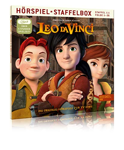 Leo da Vinci - mp3-Staffelbox 1.1 - Das...