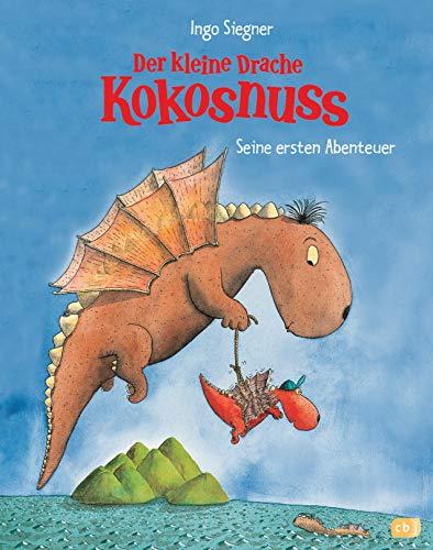Der kleine Drache Kokosnuss - Seine ersten Abenteuer (Vorlesebücher,...