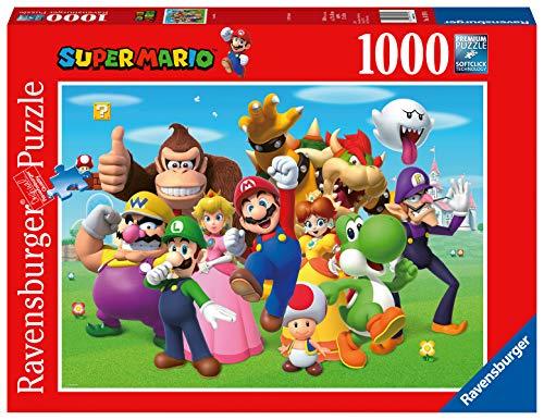 Ravensburger Puzzle 14970 - Super Mario - 1000 Teile Puzzle für...