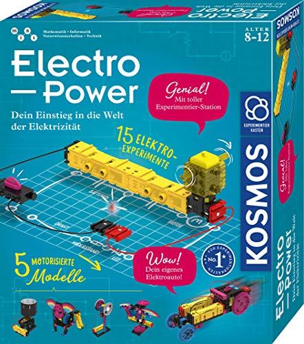 KOSMOS 620707 Electro Power, Einstieg in die Welt der Elektrizität, 5...